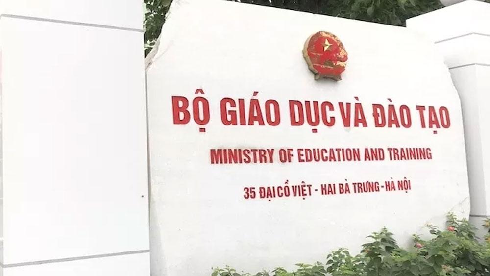 Bộ Giáo dục và Đào tạo dự kiến điều chỉnh thời điểm kết thúc năm học vào ngày 30-6